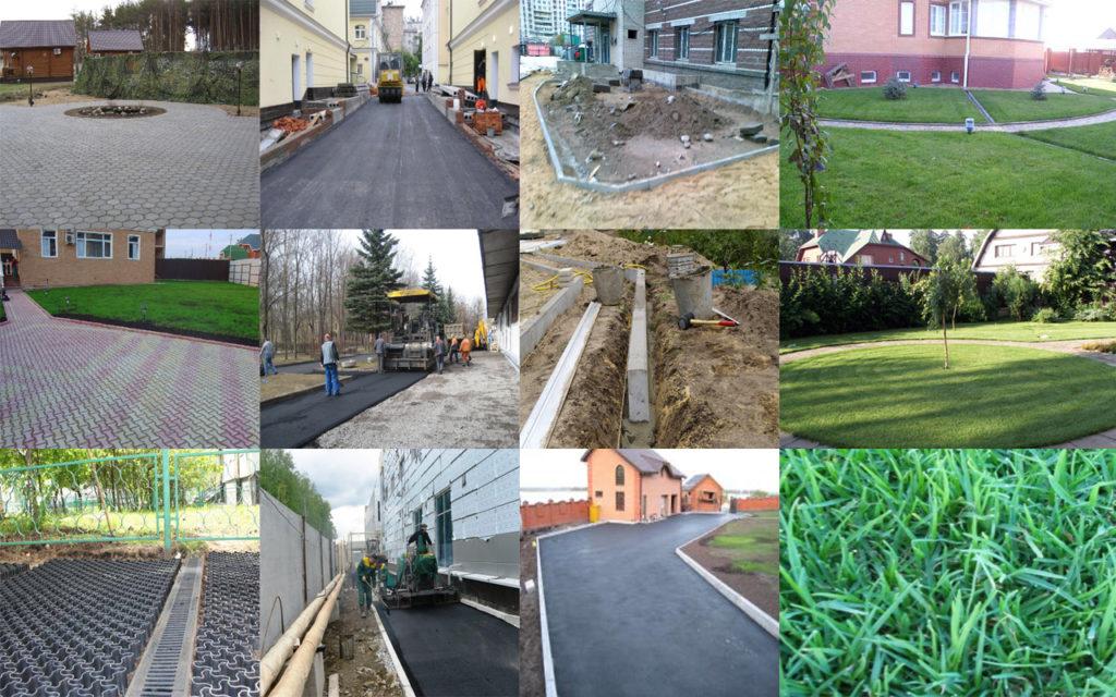 Выполняем строительство стоянок и парковок